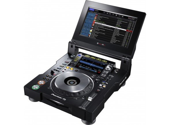 Festival Ready/Leitores DJ USB Pioneer CDJ-TOUR1