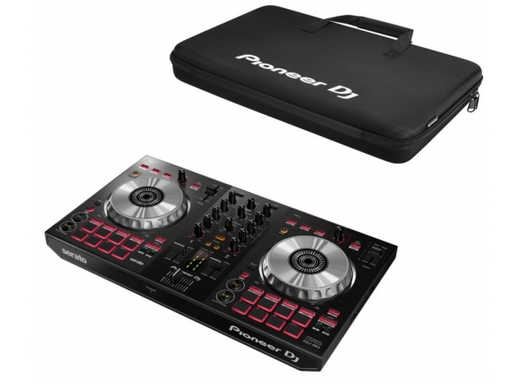 Controladores DJ Pioneer DJ DDJ-SB3 +DJC-B/WEGO3 (Saco)