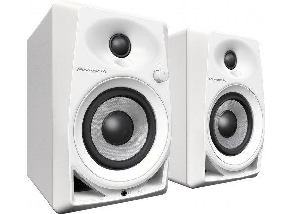 Monitores de estúdio activos Pioneer DM-40-W