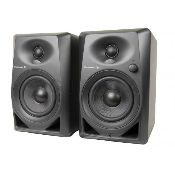 Monitores de estúdio activos Pioneer DJ DM-40