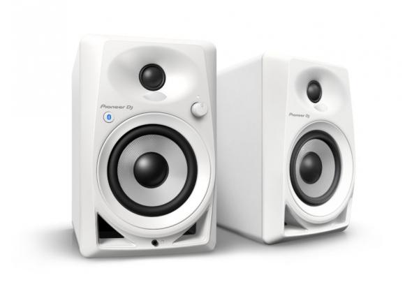 Monitores de estúdio activos Pioneer DM-40BT W B-Stock