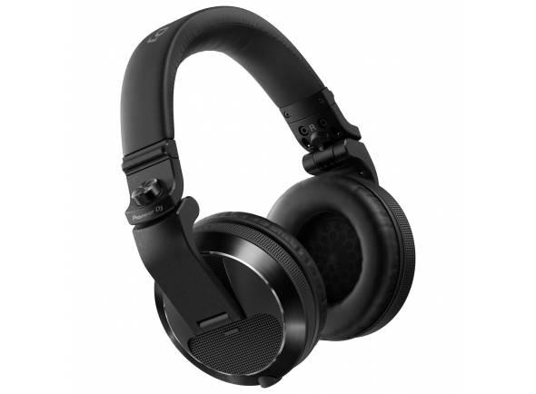Auscultadores para DJ Pioneer HDJ-X5