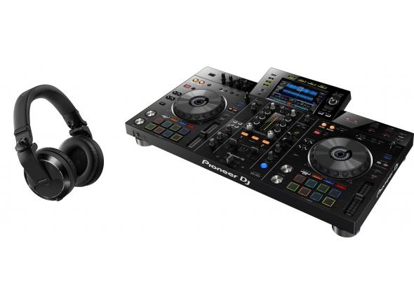 Packs de Equipamentos de DJ´s Pioneer DJ Pack DJ Xdj-Rx 2 + Hdj-X7-K