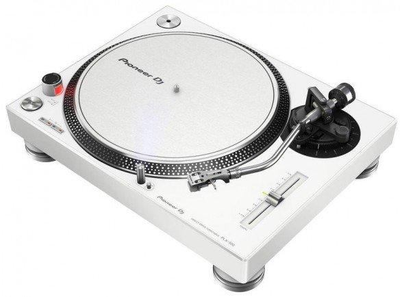 Gira-discos/Gira-discos Pioneer PLX-500-W