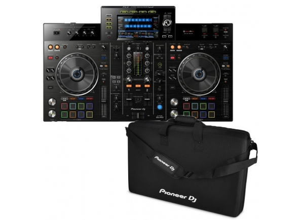 Ver mais informações do  Pioneer DJ Xdj-Rx 2 + DJC-RX2