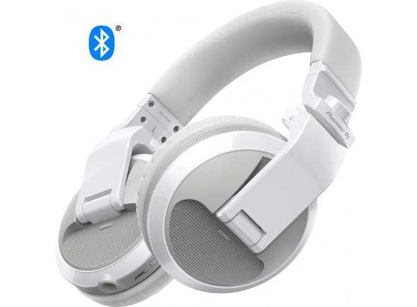 Auscultadores para DJ Pioneer DJ HDJ-X5BT-W