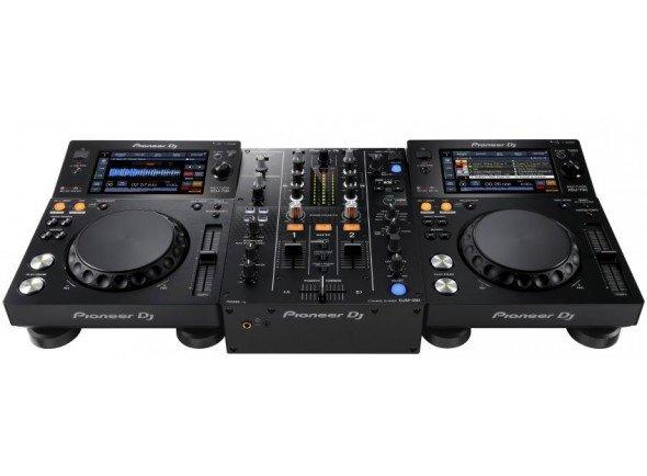 Packs de Equipamentos de DJ´s Pioneer DJ Pack XDJ 700 + DJM 450