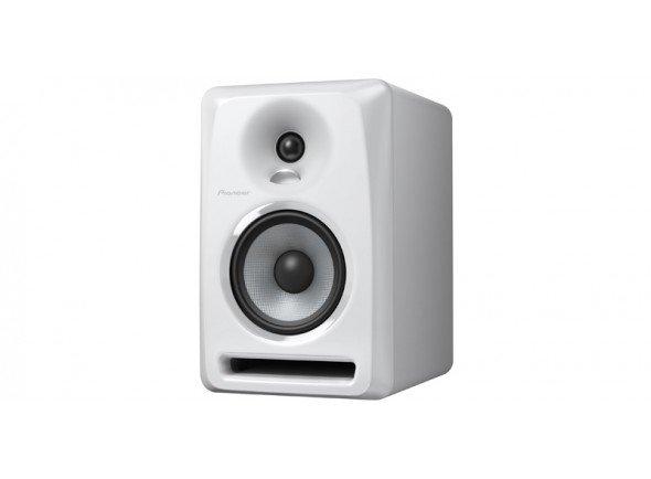 Monitores de estúdio activos Pioneer S-DJ50X-W