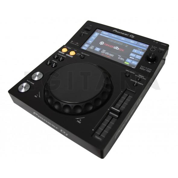 Leitores DJ USB Pioneer XDJ-700