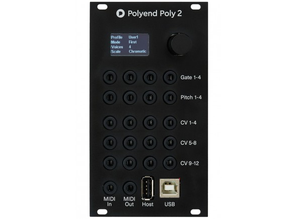 Interface MIDI/Sintetizadores Polyend  Poly 2