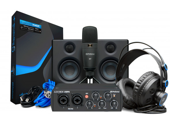 Presonus interface Interface Audio USB/Interface Áudio USB Presonus  AudioBox 96 Studio Ult 25th An