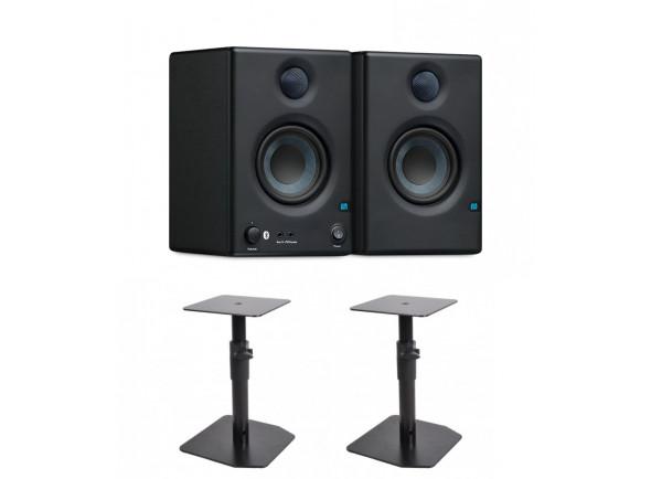 Monitores de estúdio activos Presonus  Eris E3.5 BT Pack