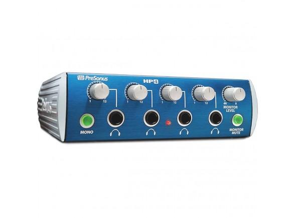 Amplificadores para auscultadores  Presonus HP4
