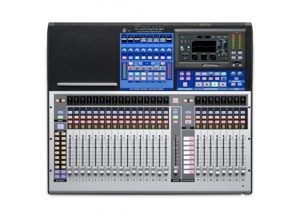 Mesas de mistura digitais Presonus StudioLive 24 Series III