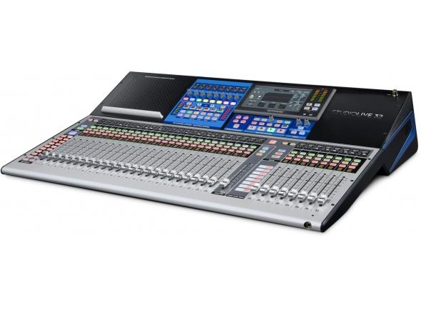 Mesas de mistura digitais Presonus StudioLive 32 Series III