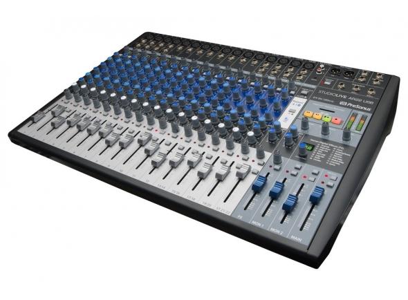 Mesa de Mistura Analógica Presonus StudioLive AR22 USB