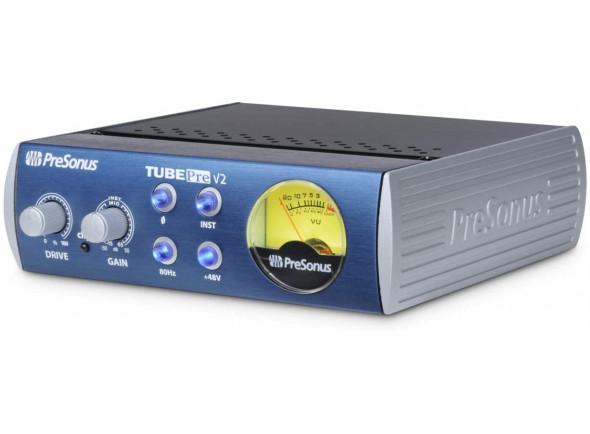 Pré-amplificador /Pré-amplificador Presonus TubePre V2