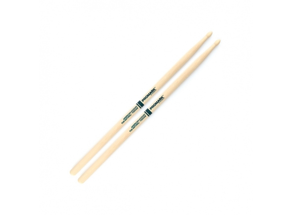 Baqueta 5A Pro Mark TXR5AW 5A Hickory - Wood Tip