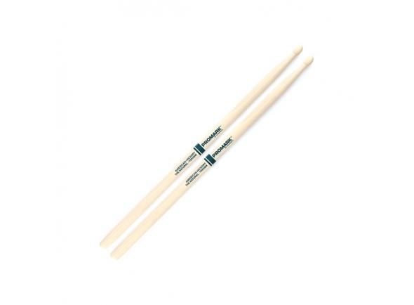 Baqueta 5B Pro Mark TXR5BW 5B Hickory Wood Tip