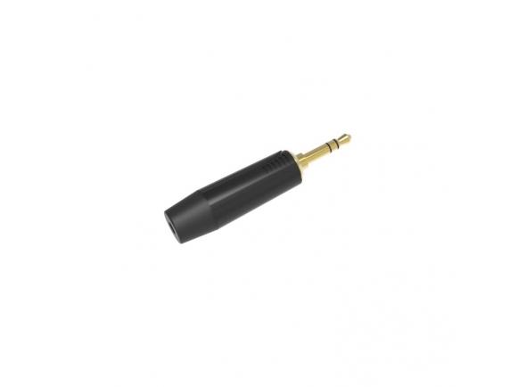 Ficha jack stereo 3.5 mm/Fichas Jack de 3.5mm (macho e fêmea) Proel ONEHERO DHJ35SBK