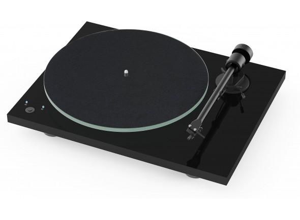 Gira-discos de alta fidelidade Project T1 BT Black