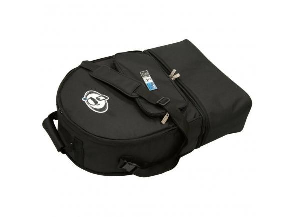 Estojos e malas para percussão Protection Racket 8253-72 TZ3015 Snare Single Bass Drum Pedal Case