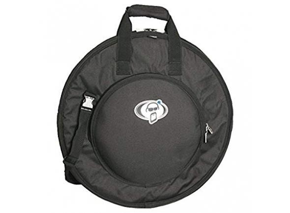 Bolsa de Transporte para Pratos/Bolsas para Pratos Protection Racket Deluxe Cymbal Case 22