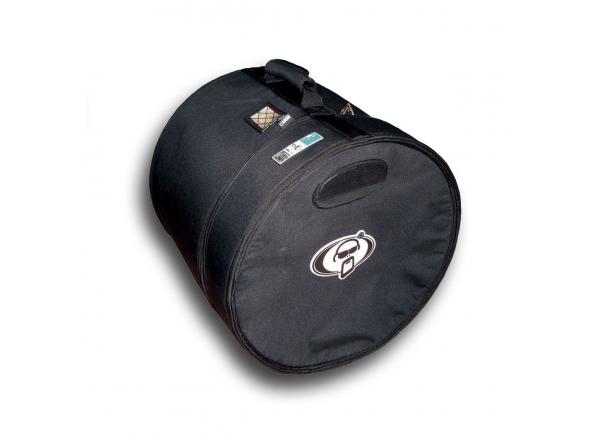 Estojos para Bateria/Bolsas para bateria acústica Protection Racket Saco Para Bombo 1620