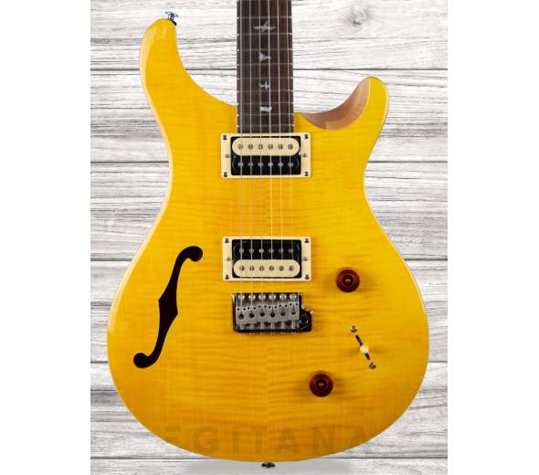 Guitarras formato Double Cut PRS  SE Custom 22 Semi-Hollow SY