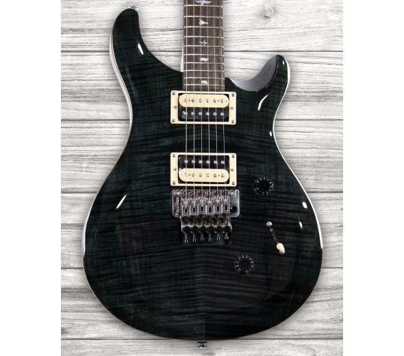 Guitarras formato ST PRS SE Custom 24 Floyd Gray Black