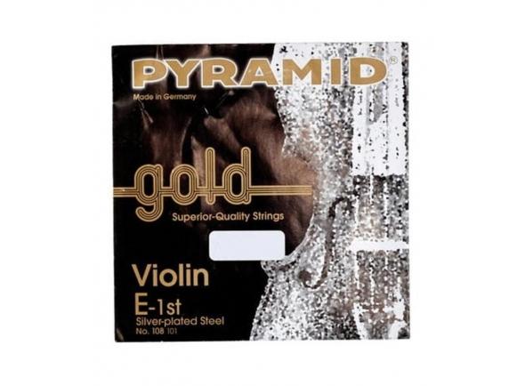 Cordas Pyramid Violin String E