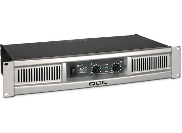 Amplificadores QSC GX 5