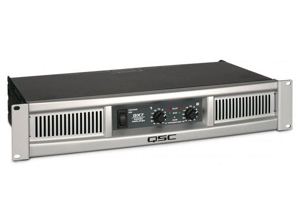 Amplificadores QSC GX 7