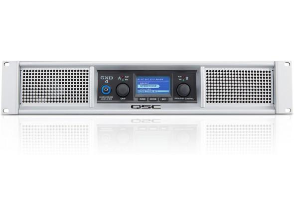 Amplificadores QSC GXD 4