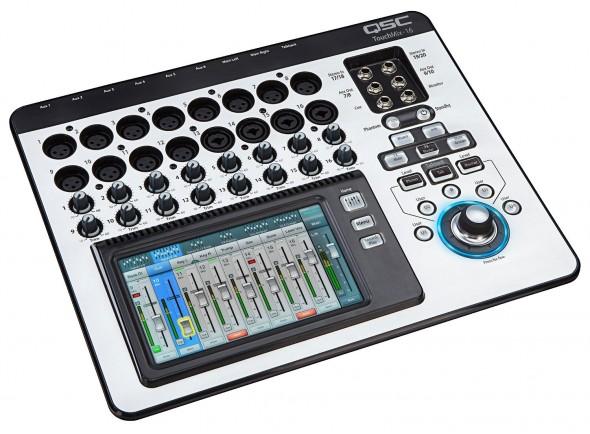 Mesas de mistura digitais QSC TouchMix-16