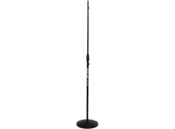 Suporte para microfone Quiklok A-399 SUPORTE MICROFONE DIREITO C/ BASE REDONDA