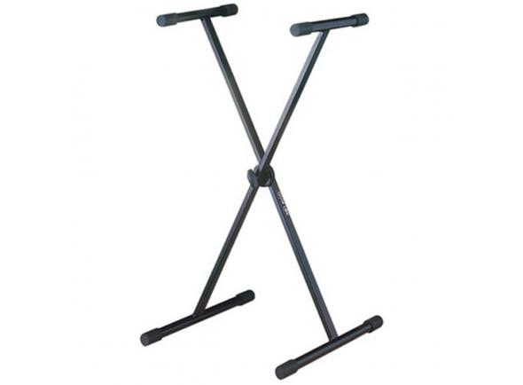 Suporte de teclado Quiklok T10 Single Tier X Keyboard Stand
