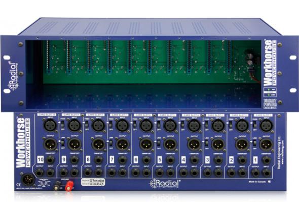 Componentes para sistema 500 Radial Engineering  Powerhouse
