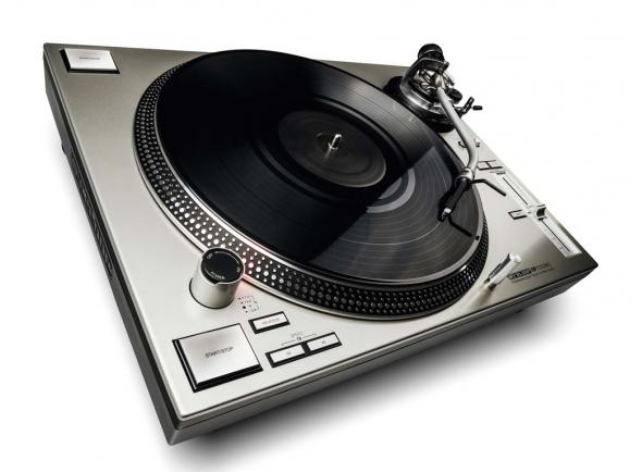 Gira-discos profissionais de Dj Reloop RP 7000 MK2 silver