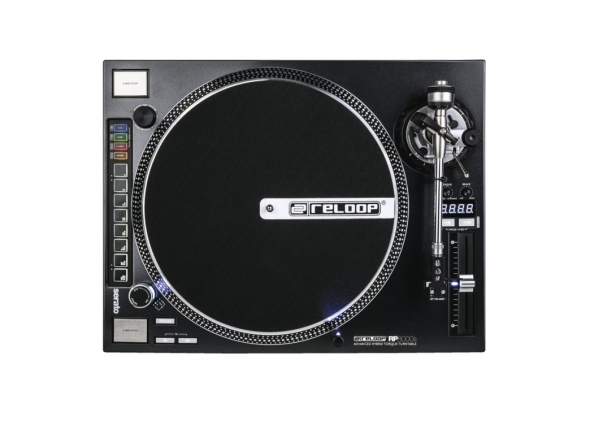 Gira-discos Reloop RP 8000 Straight