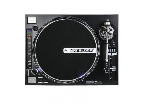 Gira-discos profissionais de Dj Reloop RP 8000 Straight