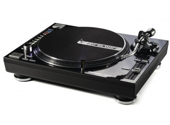 Gira-discos profissionais de Dj Reloop RP-8000