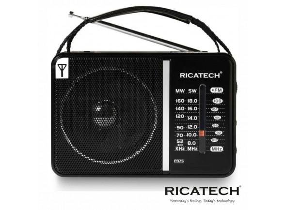Sistemas Portáteis com Bateria Ricatech   PR75 Rádio Portátil