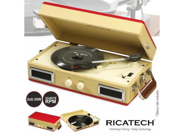 Gira-discos  Ricatech   RTT33