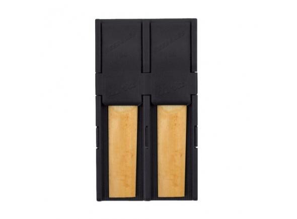 Acessórios Palhetas Instrumentos Sopro Rico Royal Porta Palhetas Reed Gard IV