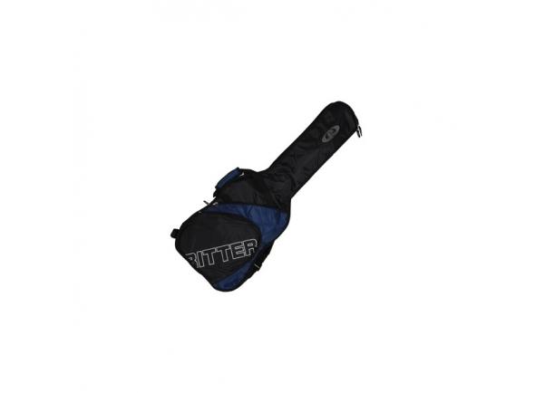 Sacos e Estojos para Baixo RITTER Bolsa p/ Baixo Eléctrico RJG-300B Azul