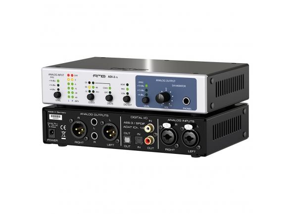 Conversores analógico-digital RME ADI-2 FS