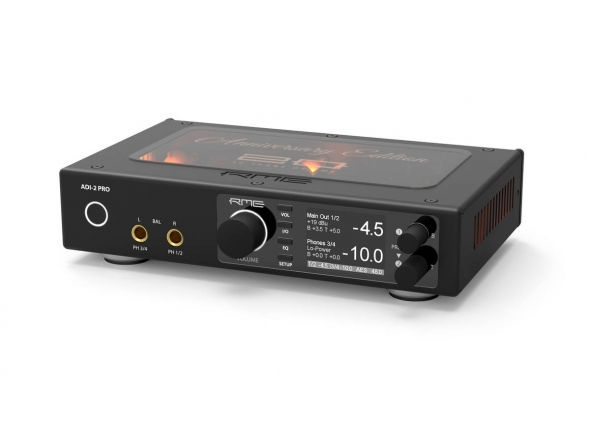 Conversores analógico-digital RME ADI-2 Pro FS Black Edition