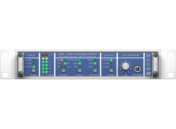 Interfaces MIDI RME ADI 2