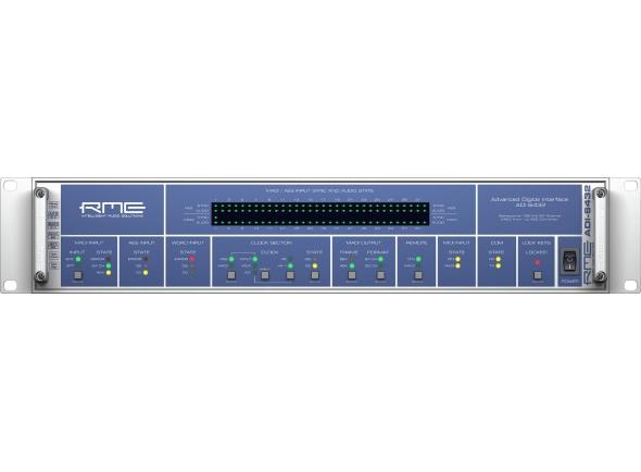 Conversores analógico-digital RME ADi-6432